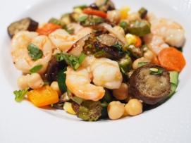 Sheet Pan Shrimp and Veggies
